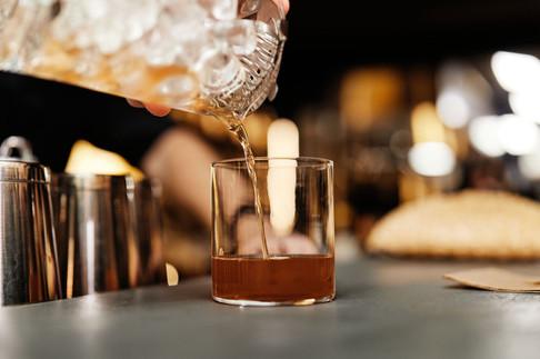 Short Rib Old Fashioned