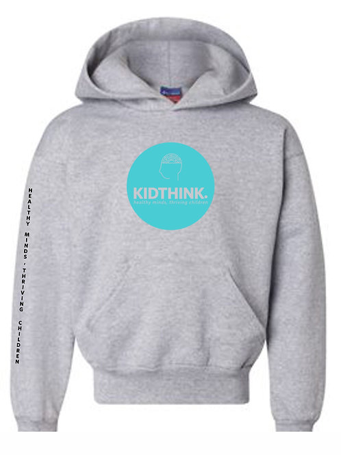 Eco-Friendly KIDTHINK Champion Pullover -Youth