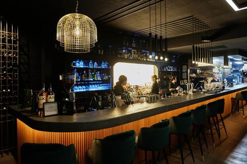 The Arsonist Bar