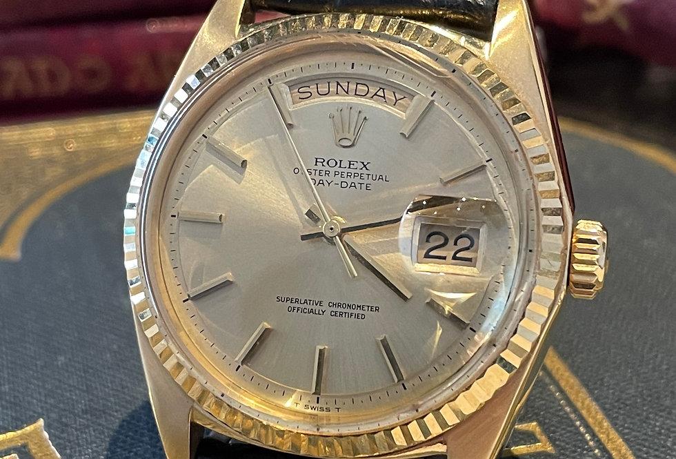 18ct Gentlemen's Rolex Oyster Wristwatch