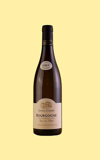 Bourgogne Blanc, 'Sous La Velle', 2017