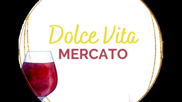 Dolce Vita Mercato Virtual Tasting
