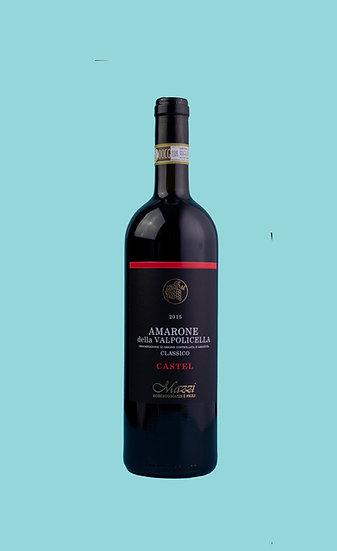 Amarone della Valpolicella Classico 'Castel'  2015