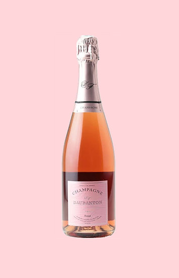 Daubanton, Rosé, Champagne, NV
