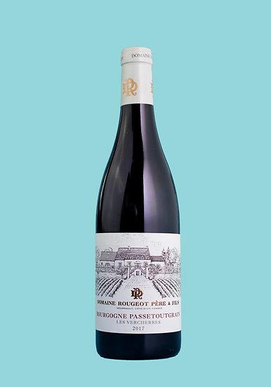 Bourgogne Passe-Tout-Grains, 'Les Vercherres', Pinot Noir-Gamay, 2017