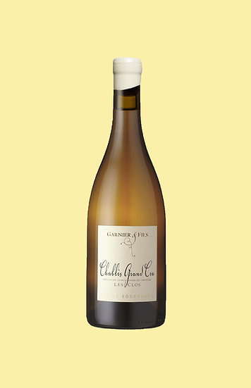 Garnier Chablis, Les Clos Grand Cru, Chardonnay, 2016