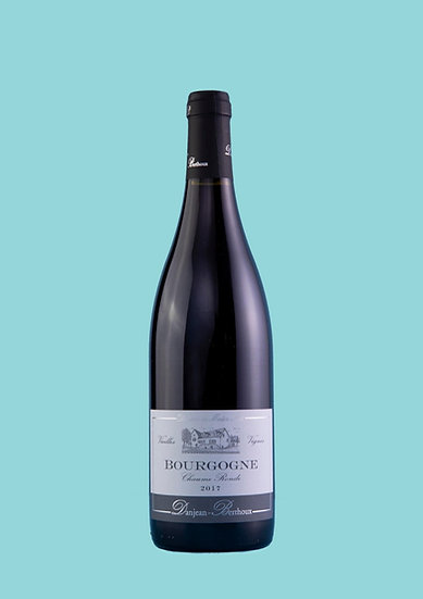 Bourgogne Rouge 'Chaume Ronde', 2017