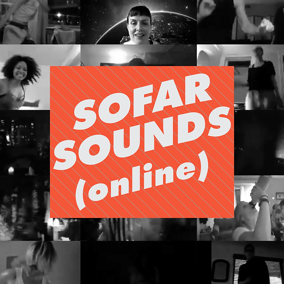 SOFAR SOUNDS BRASIL 8 ANOS | 18.10