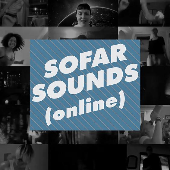 Sofar Sounds (online)   28.05