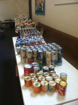 Community Giving Goods