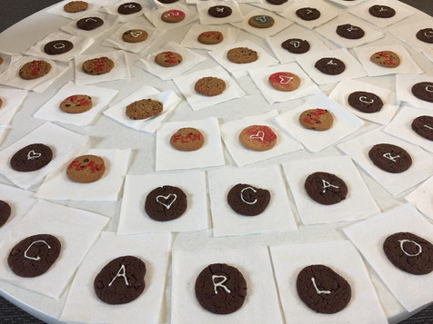 #FLANParty Cookies 2
