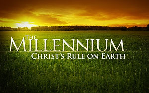 """The Millennial Reign, Revelation 20:1-4.  What is the """"1000 years"""" spoken of in Revelation 20 that we call the Millennial Reign?  Find out how in our latest sermon in the series Revelation Revisited."""