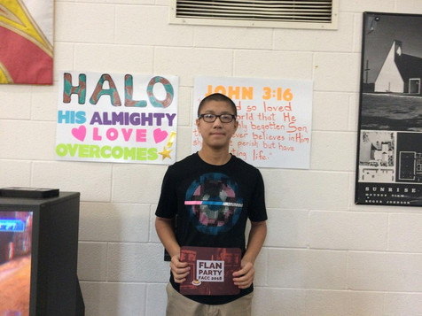 #FLANParty Halo 2 Winner