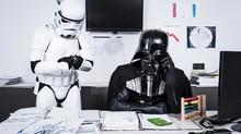 Тёмное лидерство. Часть вторая