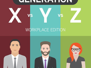 Люди ХYZ: что нужно знать о трех поколениях сотрудников