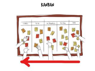 Коротко о Kanban-стендапах