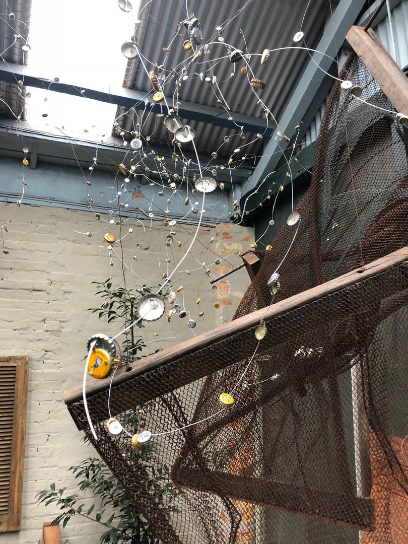 Jill OMeehan Dust Motes 2018 Art Trail (