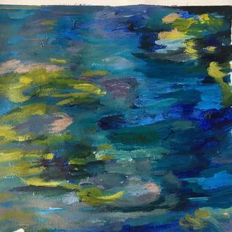 Jill OMeehan 2016 Monet's Garden Lilly p