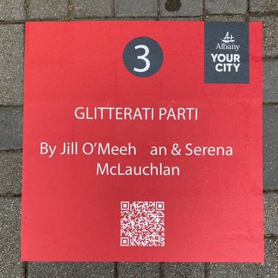 Jill OMeehan Glitterati Parti Dec 2020