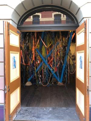 Jill O'Meehan Blue Poles 2020 (10)
