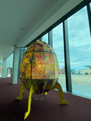 Jill OMeehan Faberge Egg Albany 2021 (2)