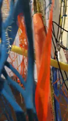 Jill OMeehan Blue Poles 2020.mov