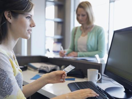 Schockierend einfach, diese Services bietet die Sozialversicherung online