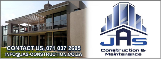 JAS CONSTRUCTION & MAINTENANCE Banner 2.