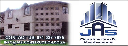 JAS CONSTRUCTION & MAINTENANCE Banner 4.