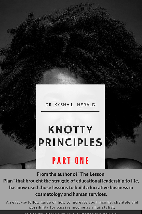 Knotty Principles Series -1