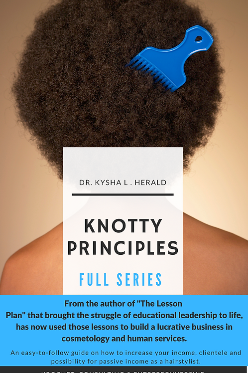 Knotty Principles Series -Full Series
