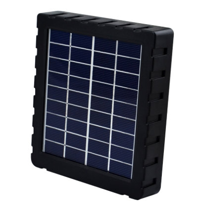 TRAILCAM Solarpanel