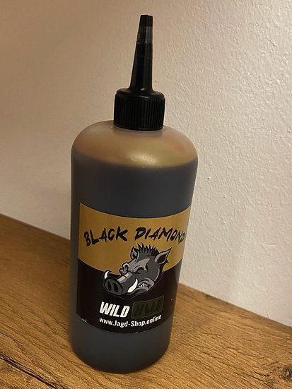 WILD HUB Black Diamond - 500ml