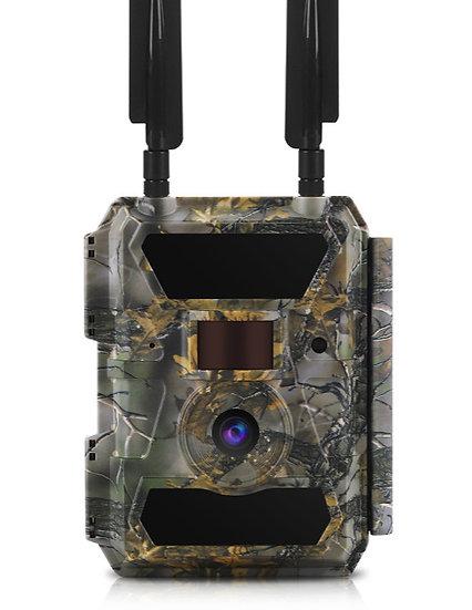 TRAILCAM XRange - 4G LTE Wildkamera - 100° Weitwinkel