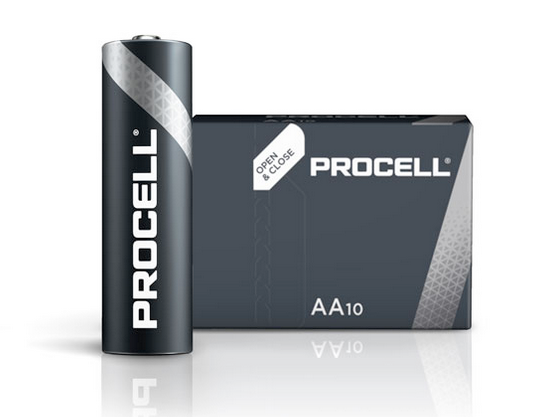 Duracell Procell AA / 10er Pack