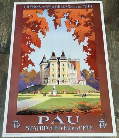 Château - Pau