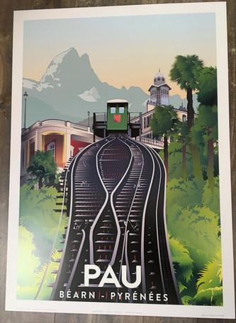 Funiculaire - Pau