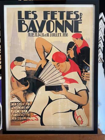 Fêtes de Bayonne 1936