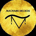 Logo de Macramé des bois