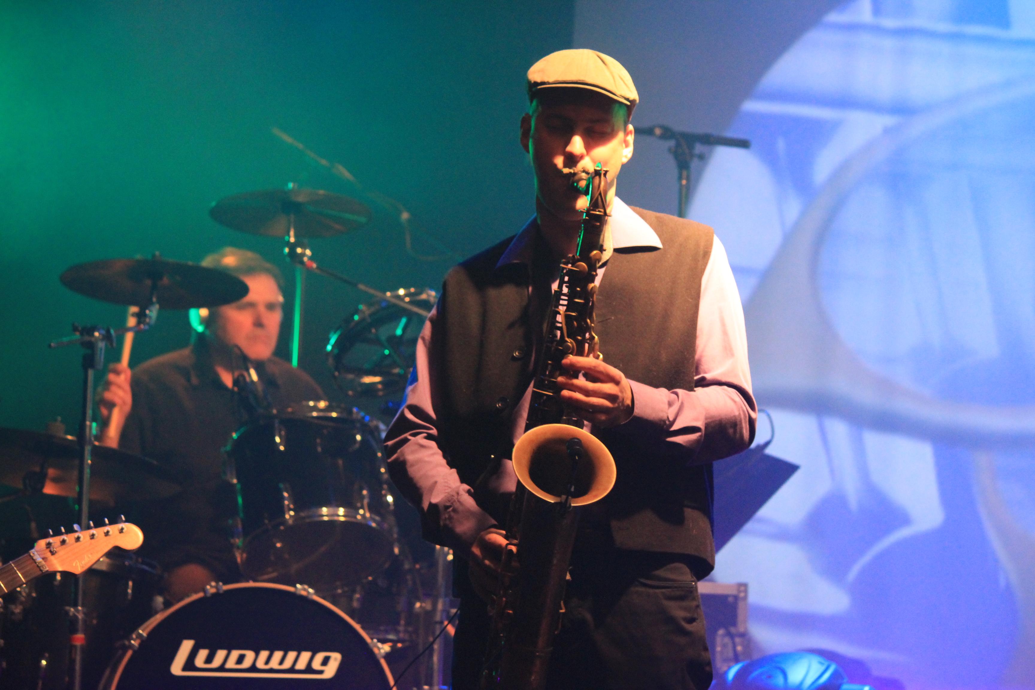 Alain Barril saxophoniste