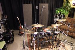 Recording drum hybride