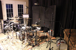 Cardiac-drums set-up