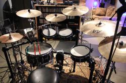 Drums hybrides