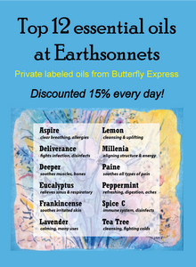earthsonnets essential oils butterfly express