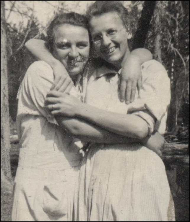Hill Sisters