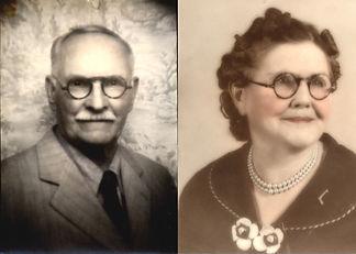 Jonatan Hyrum Daniel Cox and Louisa Isabelle Price