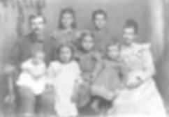 $ Jonathan & Lutie Belle family about 19