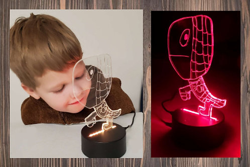 Your child's art in lights!