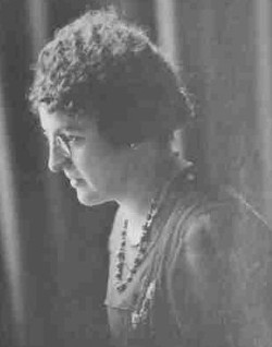Wife of Purcell Byron Hunt