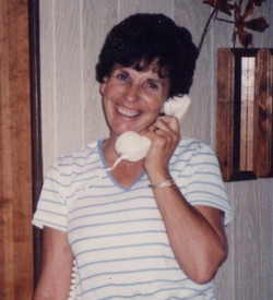 Mildred on Phone cut